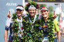 Sebastian Kienle stond vorig jaar nog op het podium van de Ironman Hawaï.