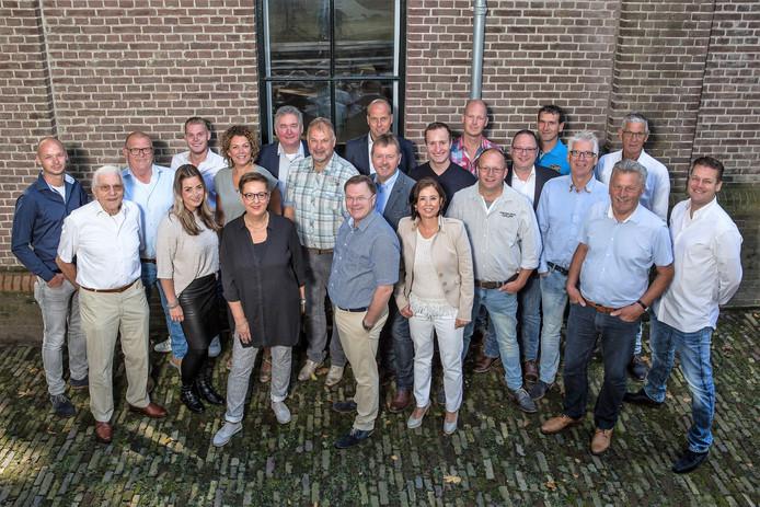 Nieuw Enter Wierden wil vanaf dag één na de oprichting eind 2009 meedenken met de inwoners van de gemeente.