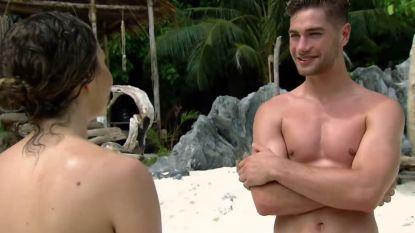 'Temptation' Joshua gaat uit de kleren in 'Adam Zkt. Eva'