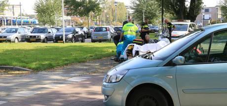 Scooterrijder raakt gewond bij botsing in Helmond