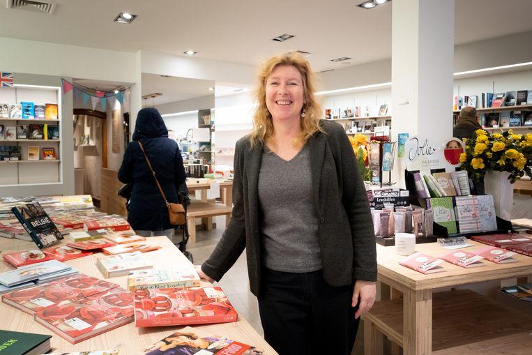 """Janine Hendriks van De Boekanier: """"De hoge huurprijs van ons winkelpand en de concurrentie met online shops deden ons de das om."""""""