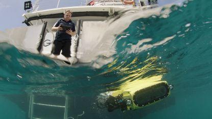 De onderzeerobot die het Great Barrier Reef moet redden