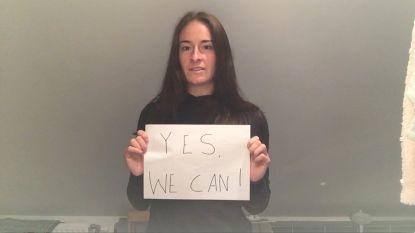 """De lockdown van Tessa Wullaert: """"Mijn mama draait lange dagen in het rusthuis. Ik hoop zo dat ze gezond blijft"""""""