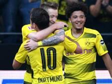 Hoofdrol Engelse tiener bij klinkende zege Dortmund op Leverkusen