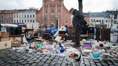 Voorlopig nog geen rommelmarkt op Vossenplein, kleine markten mogen wel starten