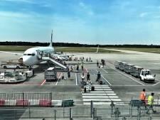 Minimaal oponthoud door hitte op Eindhoven Airport