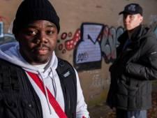 Steve en Garfield, Tilburgse drill-rappers tégen wapens: 'Straat libie gaat je nergens brengen'