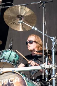 Wordt Waspikse drummer van wereldband Epica nu ook in Nederland bekend?