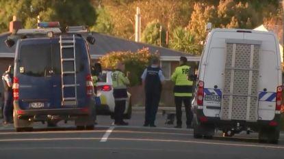 Politie Christchurch arresteert mogelijke bom-terrorist