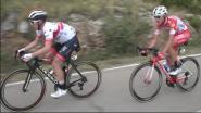 VIDEO. Bekijk de laatste kilometer van de zesde etappe in de Giro