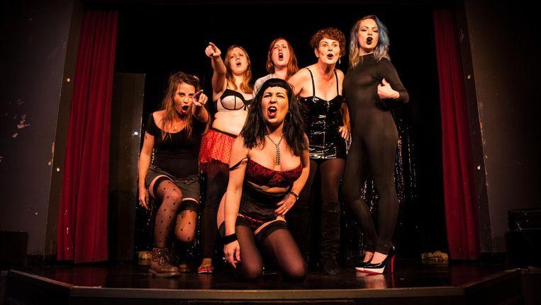 Sex Worker's Opera is voor het eerst buiten Groot-Brittannië te zien in aanloop naar de Pride Beeld Manu Valcarce