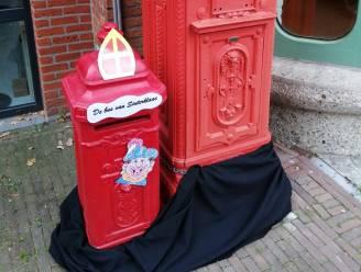 Kinderen kunnen in Schoten tekening voor Sinterklaas in apart brievenbusje steken