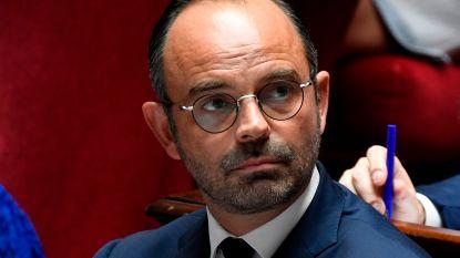 """Franse premier: """"Zaak-Benalla is geval van individuele drift, geen staatszaak"""""""