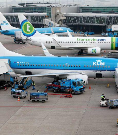 CO2-uitstoot van luchtvaartsector stijgt