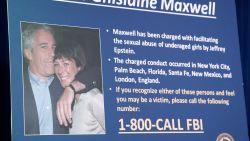 Ghislaine Maxwell, ex-medewerkster van Jeffrey Epstein, pleit onschuldig