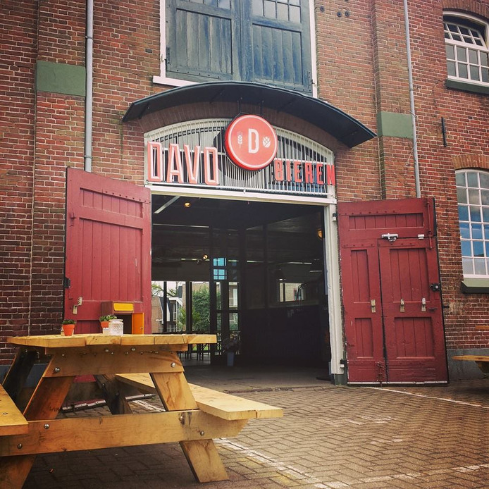 Bierbrouwerij Davo in Deventer