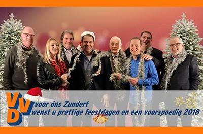 VVD Zundert klaar voor verkiezingen