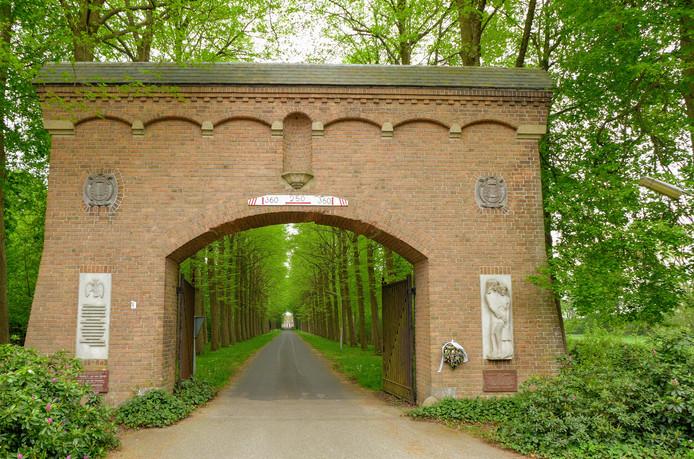 Zorginstelling Cello is al weer vele jaren geleden vertrokken van landgoed Haarendael.