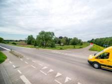 Rotonde op Van Heemstraweg komend weekend dicht