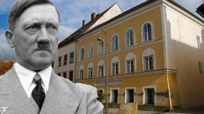 """Buurman Hitlers geboortehuis: """"Soms zie ik toeristen snel hun rechterarm strekken"""""""