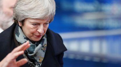 """Motie van wantrouwen tegen Britse premier May: """"Bestrijden met alles in mijn mars"""""""