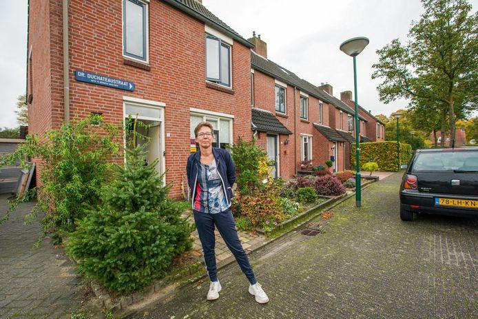 Anita van den Putte is een van de boze huurders van Vestia.