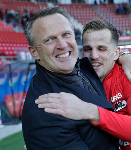 'Van den Brom is niet minder dan Van Bronckhorst of Stam'