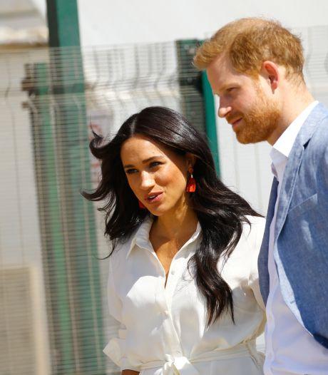 'Queen wil Harry en Meghan in VK bij speciale kerkdienst'