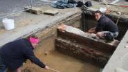 Zoektocht naar sporen van oude kruiskerk