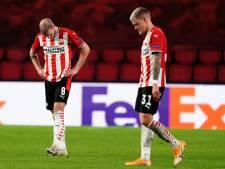 Jorrit Hendrix klaagt na nederlaag van PSV niet: 'We moeten het doen met de spelers die we hebben'