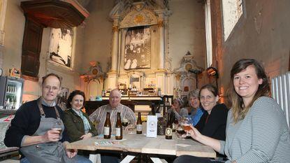 Vergeten kapel wordt Beer Chapel