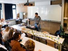 Honderden leerlingen ziek thuis: 'Zorgelijk, we zijn nog bezig achterstanden in te halen'