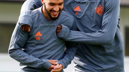 Belgische clubs zien deze week 107 internationals vertrekken