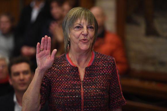 Mieke Vandermotte.