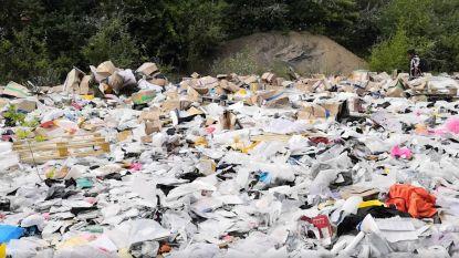 Duizenden gestolen AliExpress-pakketjes gevonden op verlaten parkeerterrein in Luik
