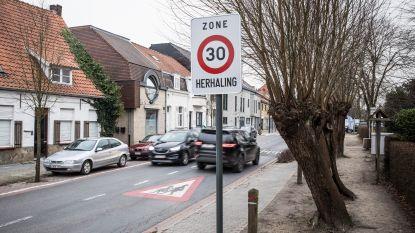 Geen enkele 'zone 30'-boete in 1 op 3 politiezones
