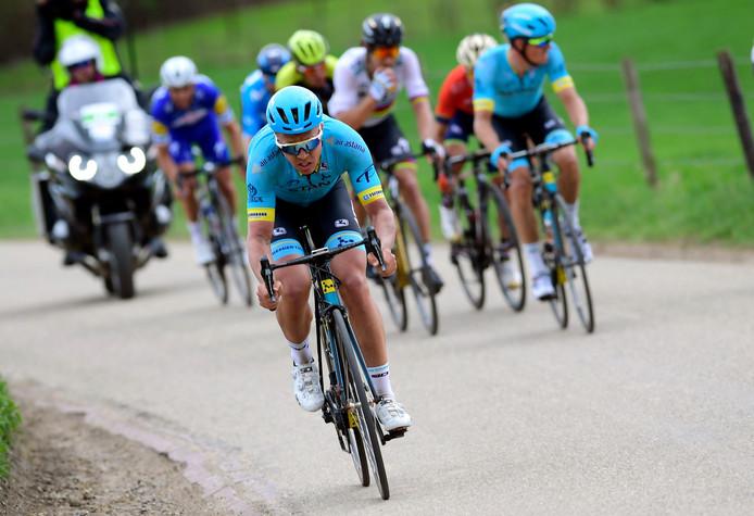 Michael Valgren was vorig jaar de sterkste in Limburg.