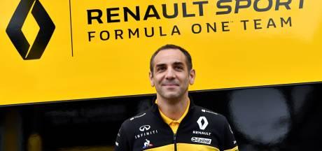 Teambaas Renault houdt pleidooi voor 15 GP's