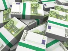 1.129.500 euro in auto die over A4 reed, bestuurder (37) verdacht van witwassen