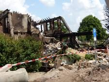 Onderzoek explosies Urk is klaar