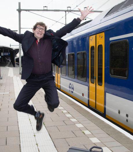 Voor Amsterdammer Rob was Nijmegen liefde op het eerste gezicht: 'Iedereen zei hoi tegen me'