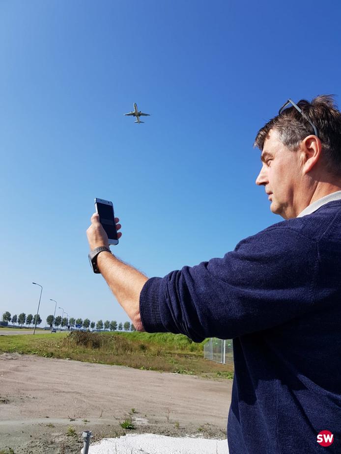 De Explane-app van actiegroep SchipholWatch gaat ook in Rotterdam gebruikt worden.