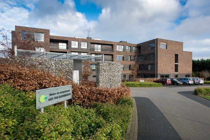 Woonzorgcentrum Hof ten Doenberghe in Hoeilaart.