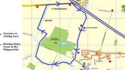 Verkeersvrij parcours tijdens GP De Velo-Droom