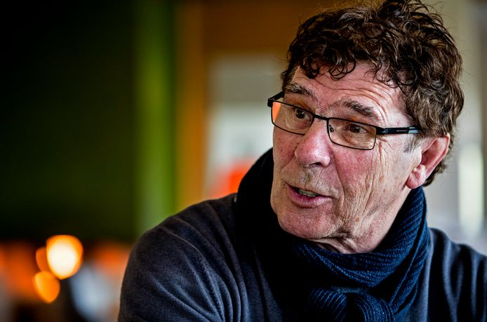 Willem van Hanegem: ,,Ik ben niet met mezelf bezig. En ik krijg het idee dat je in Nederland al bijna een uitzondering bent.''