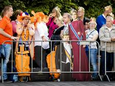 Hardinxvelders laten massaal verstek gaan op Prinsjesdag