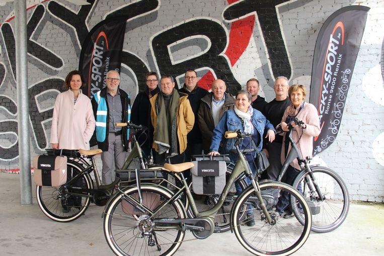 Archiefbeeld - Lotgenotenorganisatie SaBel kon dankzij Streekmotor23 elektrische fietsen aankopen.