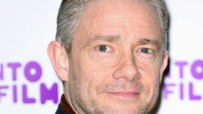 """'The Hobbit'-acteur Martin Freeman: """"Ik sloeg mijn kinderen en noemde ze kleine f***ers"""""""