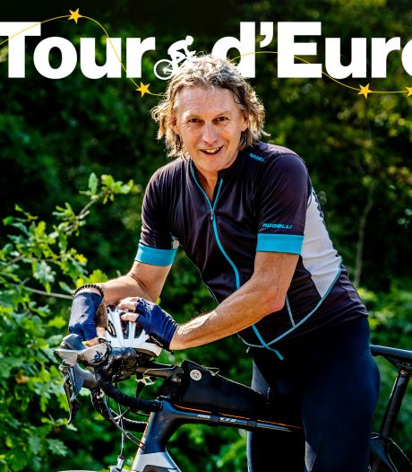 Door Europa met Edwin Winkels: dag 1, van Den Haag naar het Belgische Kerkhoven