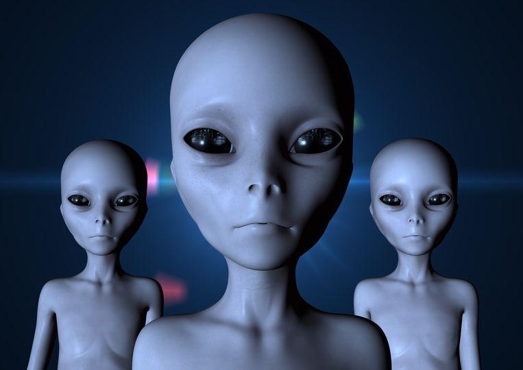 Aliens hoeven er helemaal niet zo uit te zien.